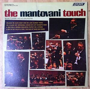 MANTOVANI AND HIS ORCHESTRA The Mantovani Touch LP/USA