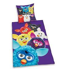 Biancheria da letto bambini Biancheria da letto Furby CASTORO FLANELLA 135/200 NUOVO