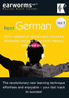 Rapid German: 200+ Essential Words and Phrases Anchored into Your Long Term Memory with Great Music: v. 1 by earworms Learning (Mixed media product, 2005)