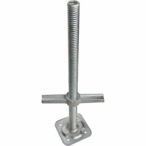 Metaltech Adjustable Leveling Jack #M-MBSJP24H