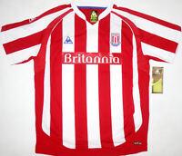 Stoke City Home Football Shirt Soccer Jersey Top Kit England NEW BNIB