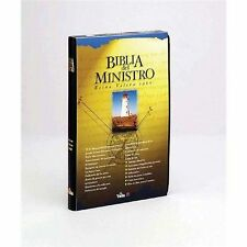 Biblia del Ministro by Zondervan Staff (1994, Imitation Leather)