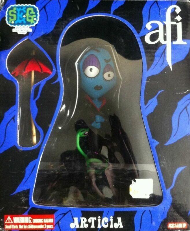 Eine articia neue limited edition vinyl - figur 1 von 3