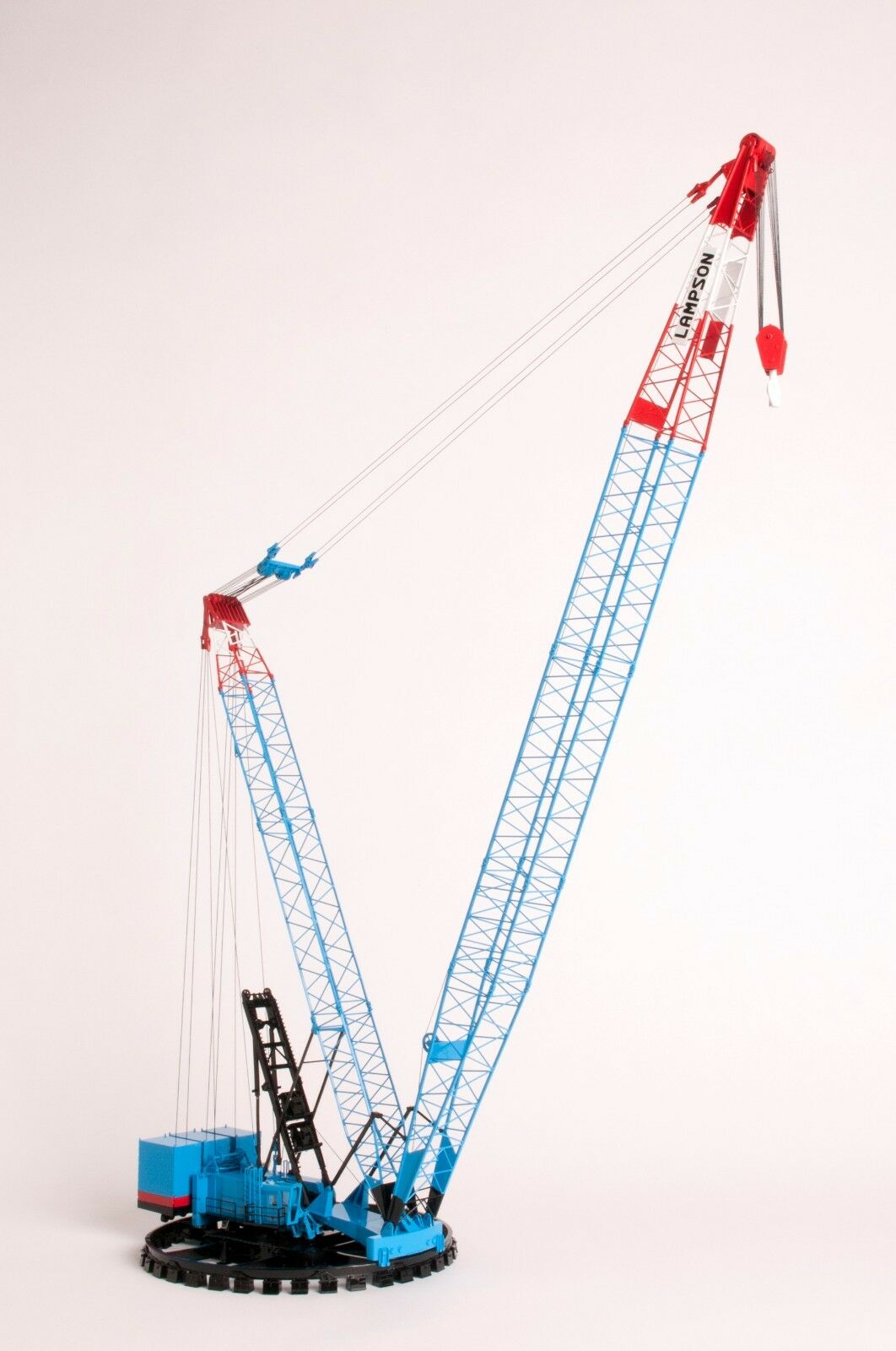Manitowoc 4600 Ringer Crane -    LAMPSON  - 1 87 - CCM - Brass a5bfd8
