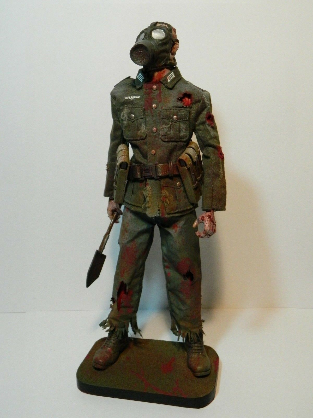 Zombie Army customized figure  1/6 nº 39