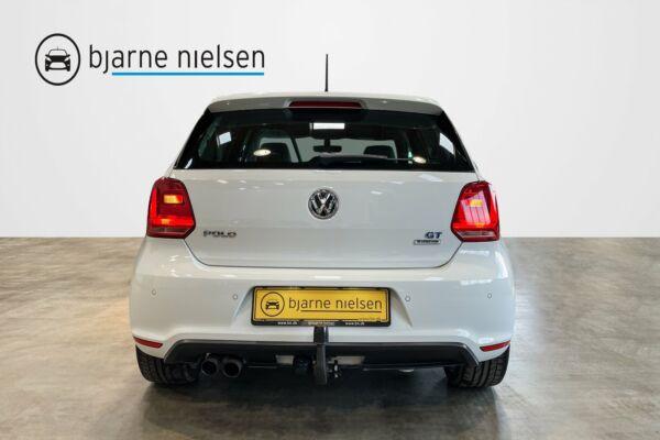 VW Polo 1,4 TSi 150 BlueGT DSG Van - billede 5