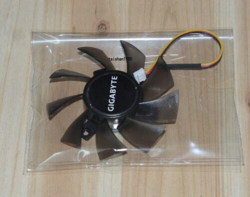 1PCS Original Gigabyte EVERFLOW T128015SH Fan 12V 0.32A 80*15cm 3pin nem