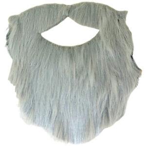 Grey-Redneck-Fake-Fur-Beard-amp-Mustache-Costume-Accessory