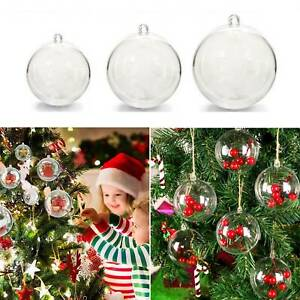 10pcs-DIY-Clear-Ball-Ornament-Fillable-Baubles-Craft-Christmas-Tree-Decorations