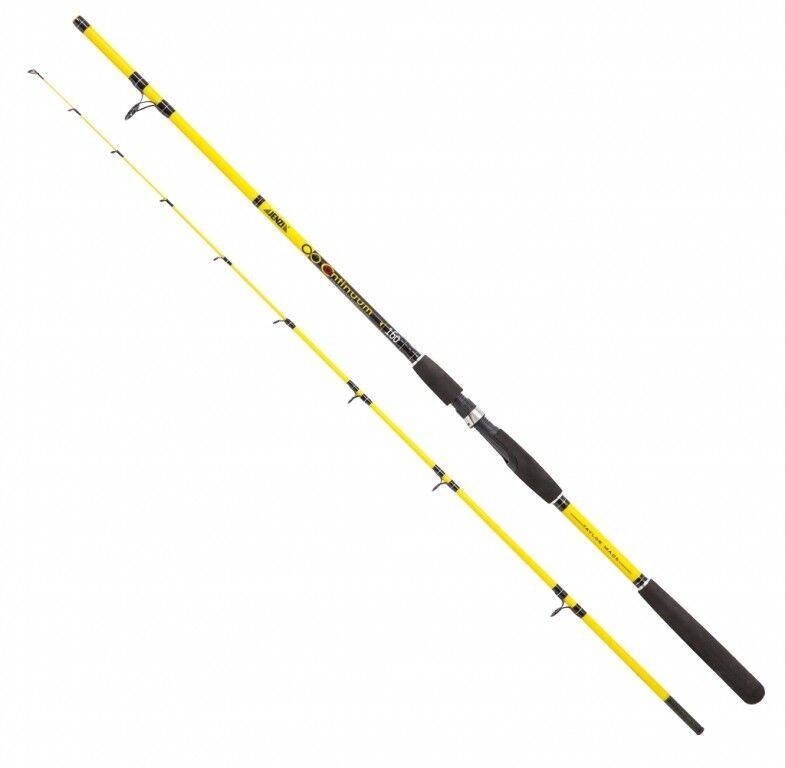 JENZI Continuum ultra leichte Spinrute Länge 3,00 m Wurfgewicht 20-100g