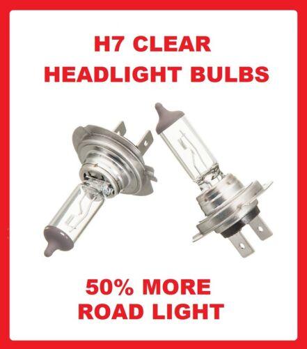 H7 499 477 Ssangyong Rodius Headlight Bulbs 2005-2010 Dipped Beam