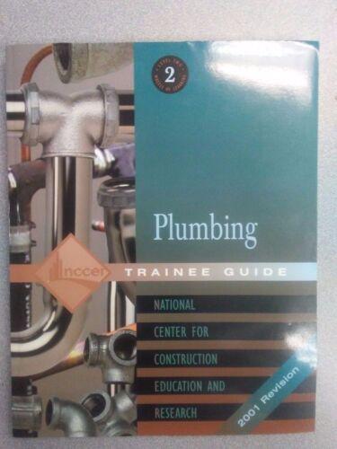 plumbing trainee guide level 2 nccer 2001 ebay rh ebay com
