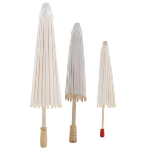 Puppenzubehör Mini Paper Ölpapierschirm Regenschirm für 1//3 Bjd Puppe