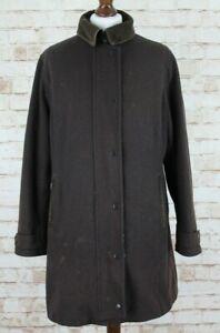 ganska billigt trevligt billigt skridsko skor BARBOUR Wool Newmarket Waterproof and Breathable Brown ...