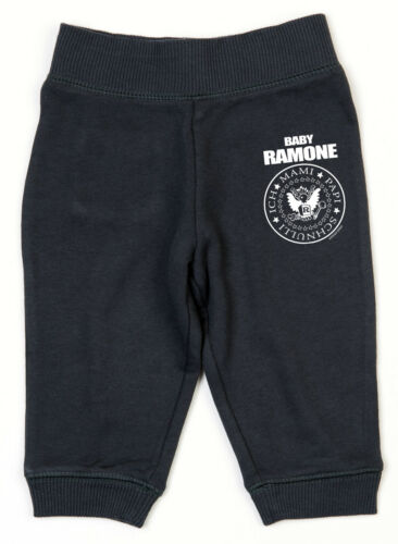 BABY RAMONE Baby Sweatpants black