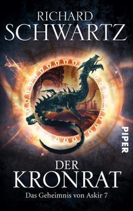 1 von 1 - Richard Schwartz - Der Kronrat: Das Geheimnis von Askir (7) - UNGELESEN