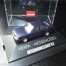Audi Messemodell 1992   Herpa  HO 1:87 #1325
