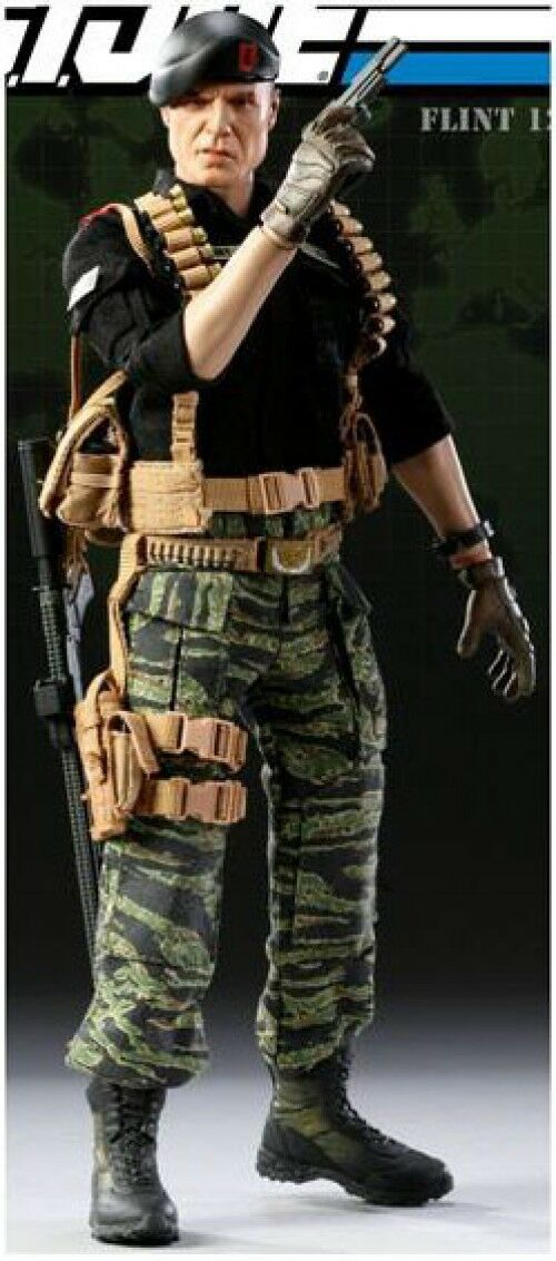 GI Joe Flint Collectible Figure