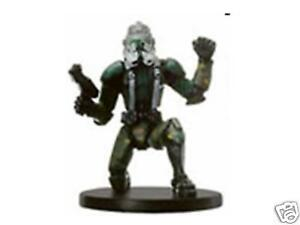 Details about STAR WARS MINIS R CLONE COMMANDER GREE 23/60 CF
