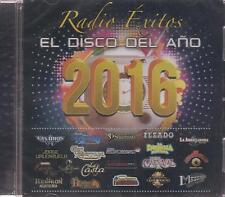CD - Radio Exitos El Disco Del Ano 2016 (Universal Music 2016) FAST SHIPPING !