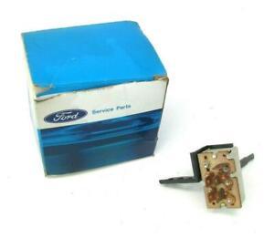 Ford-Switch-D5UZ-18578-A-Heater-Blower-Motor-NOS-Original-OEM-PART