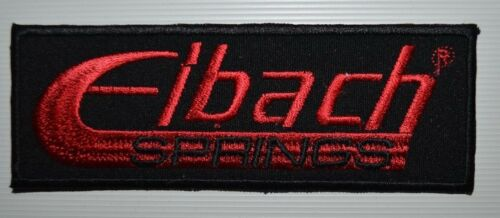 Eibach Spring Pro Kits Motorsport Racing EMBROIDERED Iron on//Sew on PATCH