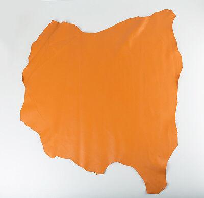 ITALIAN GLOVES//GARMENT Lambskin Leather Hide Skin Hides Nappa  DARK MARSALA