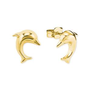 amor-Ohrstecker-fuer-Damen-aus-Gold-585-14-ct