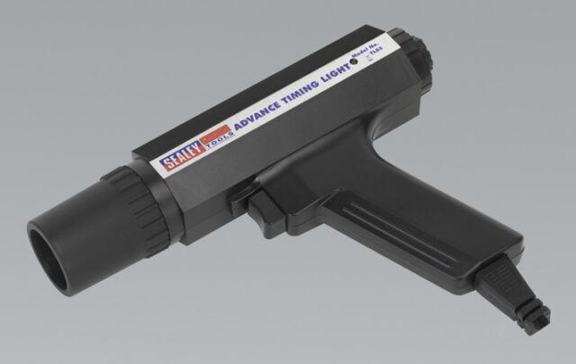 Sealey TL85 Luz de Regulación con Advance 8000 Max RPM 12V Poder Cable