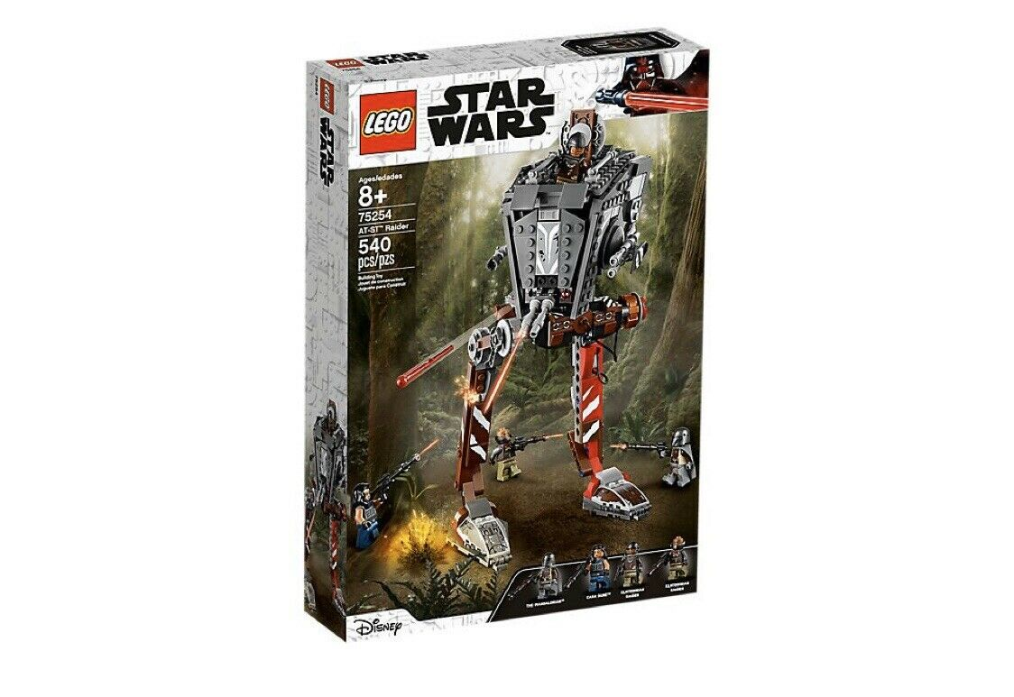 LEGO Stern Wars AT-ST Raider  75254 Building Modell, Geschenk for Kinder
