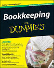 Bookkeeping for Dummies by Veechi Curtis, Lynley Averis (Paperback, 2010)