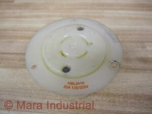 Hubbell-HBL-2416-Locking-Flanged-Receptacle