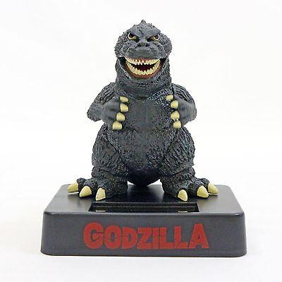 New Godzilla Solar Mascot Moving Figure Japan Kawaii