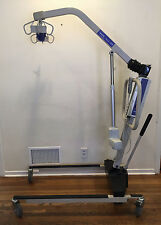 Invacare Reliant 450 Electric Patient Hoyer Lift, Extra Battery + Charger