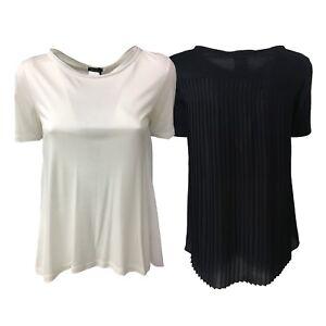 Femme Rarita Modal 15 Soie Pennyblack Mod 85 Manches Courtes Jersey wqx7napS