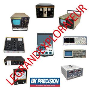 ultimate bk precision operation repair service manual schematics 790 rh ebay com bk precision 2831e service manual bk precision 1760 service manual