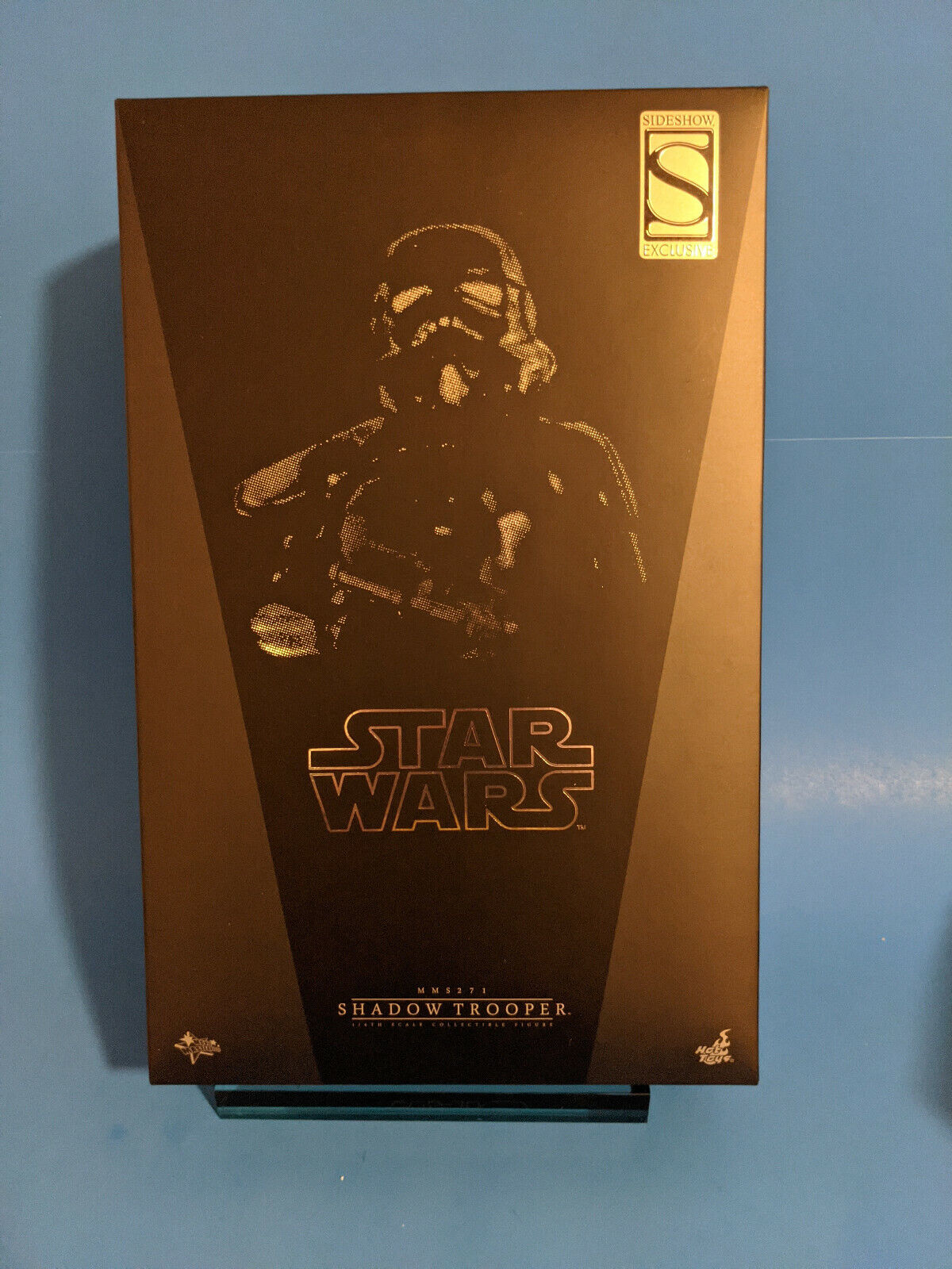 "Hot Toys Star Wars Shadow Trooper 12"" 1:6 Scale Sideshow Exclusive on eBay thumbnail"