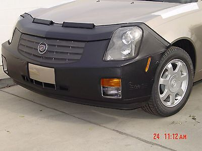 Fits Cadillac CTS 2003-2006 Without License Plate Colgan Front End Mask Bra 2pc