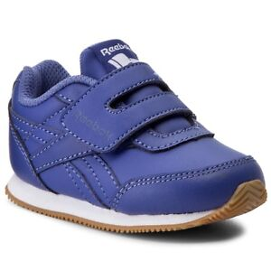 0b0d0ed4727 Image is loading Reebok-Infant-Royal-Classic-Jogger-2-Trainers-Children-