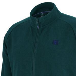Details About Nike Roger Federer Fall 2018 Jacket Last Design With Nike Midnight Spruce
