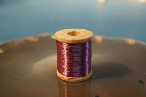 Details about  /Rare Vintage Fly Tying Silk Flosses circa 1930/'s 5 Unique Colors