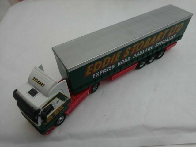 Altas Oxford JV9119 1//76 OO Eddie Stobart Scania R143M 420 Curtainside Emily Kim