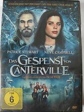 Das Gespenst von Canterville - 2012, Patrick Stewart, Neve Campbell, Oscar Wilde