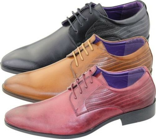 Man's/Woman's Mens Brogues Shoes Smart Office Casual Wedding Formal Smart Shoes Dress Shoes New Size Ideal gift for all occasions Sales Italy Most practical NH325 bd22ae