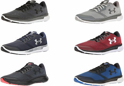 the best attitude 85812 11c1f ... Gray Walking Athletic Shoes Size 10. Under Armour Men s Charged  Lightning Shoes, 6 Colors