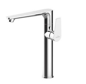 Waschtischarmatur 30 Cm Hohe Badezimmer Einhebelmischer 360 Schwenkbar Armatur Ebay
