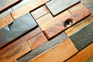 Image Is Loading Decorative Wall Tile Wood
