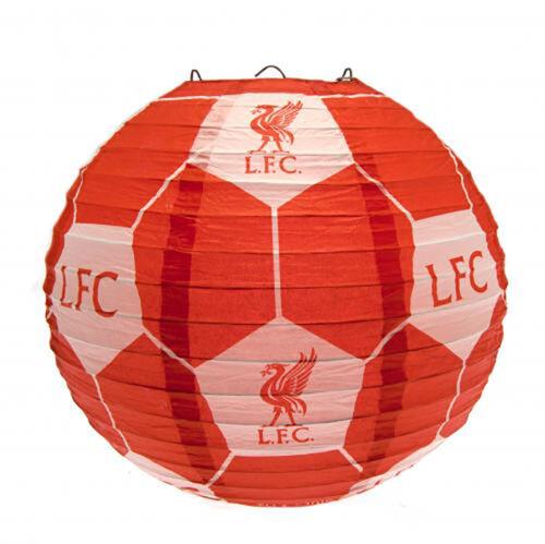 Paper Light Shade GIFT Liverpool F.C