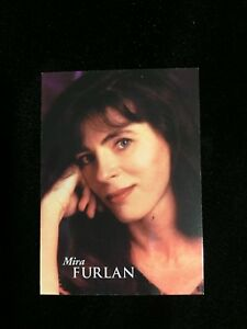 Babylon 5 Official Website Mira Furlan As Delenn In Babylon 5 8x10 Autographed Selling Well All Over The World