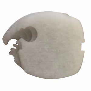 Aquariums & Tanks Pet Supplies 5 X Sunsun Hw-304/404b Esterno Mezzo Filtrante Bianco Poli Filtro Lana To Have A Unique National Style